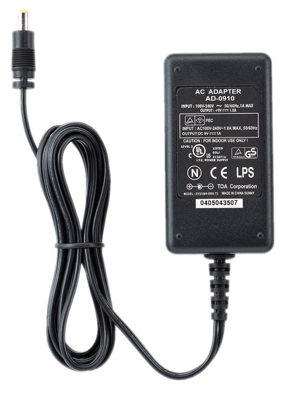 Bộ cấp nguồn thiết bị hội thảo không dây: TOA AD-0910