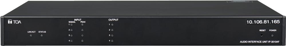 Bộ giao diện âm thanh: TOA IP-3010AF