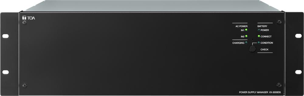 Bộ quản lý nguồn: TOA VX-3000DS