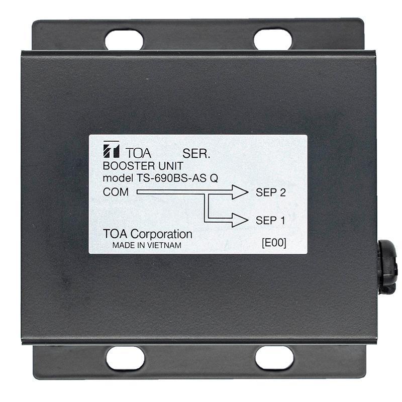 Bộ tăng cường tín hiệu: TOA TS-690BS-AS