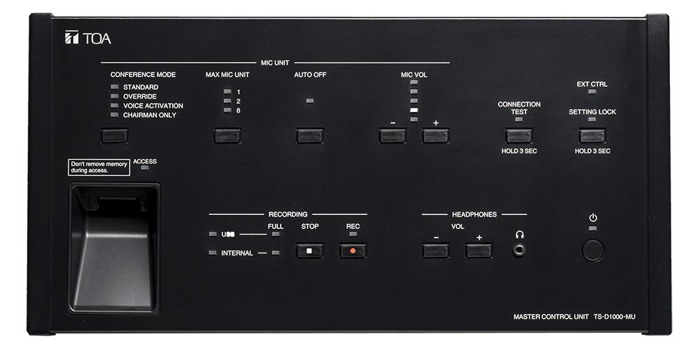 Bộ trung tâm: TOA TS-D1000-MU