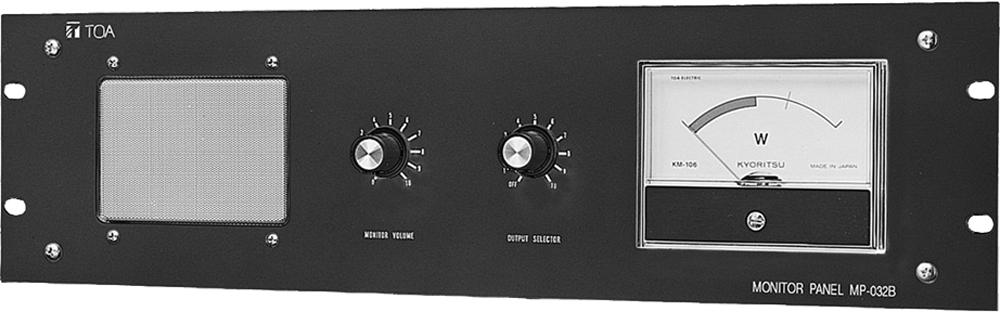 Khung giám sát đường dây: TOA MP-032B