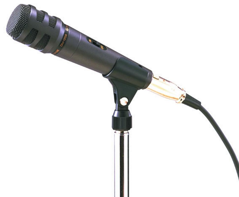 Micro có dây TOA DM-1200, DM-1100