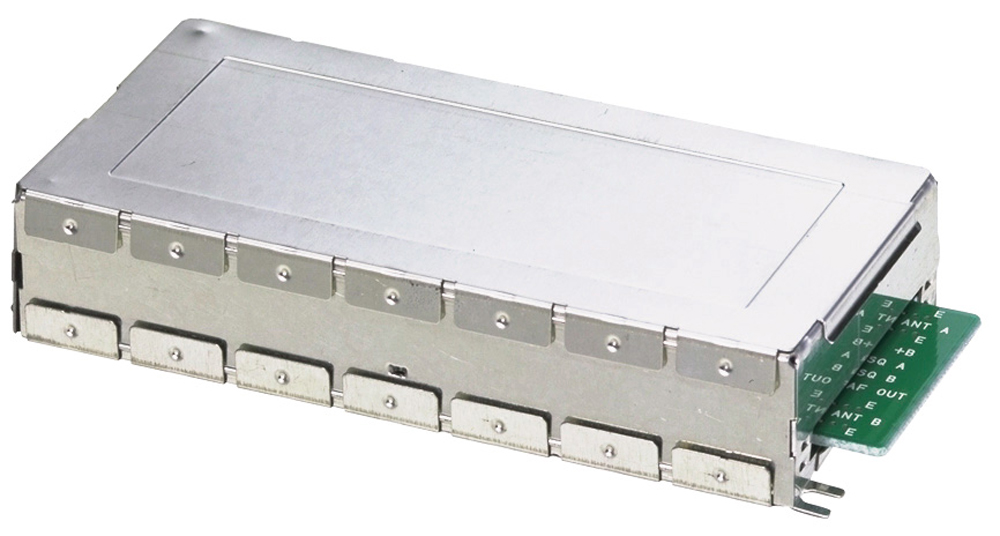 Mô-đun thu không dây UHF: TOA WTU-4800
