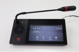 Bàn gọi từ xa màn hình cảm ứng: TOA IP-1100RM