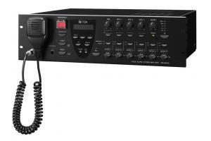 Bộ thông báo 6 vùng 240W: TOA VM-3240VA