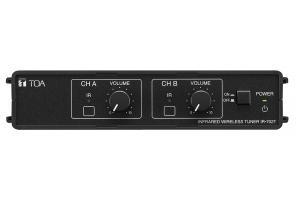 Bộ thu hồng ngoại không dây: TOA IR-702T