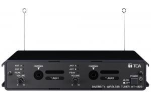 Bộ thu không dây 2 kênh: TOA WT-4820