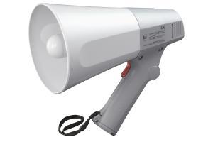 Megaphone cầm tay 10W còi hú: TOA ER-520W