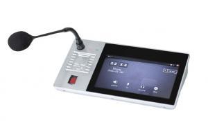 Micro chọn vùng từ xa màn hình cảm ứng: TOA IP-101...