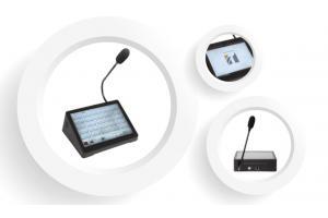 Micro chọn vùng từ xa màn hình cảm ứng: TOA RM-200TS