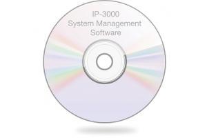 Phần mềm quản lý hệ thống IP-3000: TOA IP-3000CD