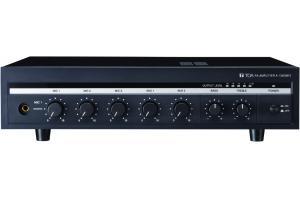 Tăng Âm liền mixer 360W: TOA A-1360MK2