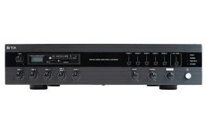 Tăng âm MP3, 5 vùng 240W: TOA A-3224DMZ-AS