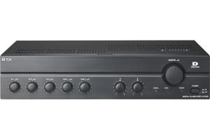 Tăng âm liền Mixer 120W: TOA A-2120D-AS