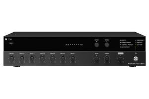 Tăng âm liền Mixer có FBS, EQ 120W, 2 kênh: TOA A-...