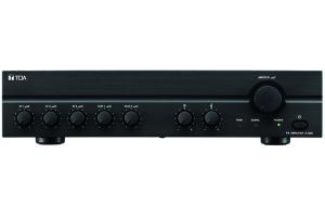 Tăng âm liền mixer công suất 60W: TOA A-2060