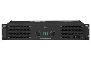 Tăng âm số 2 Kênh 2x1250W: TOA DA-1250D-AS