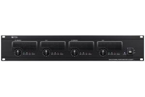 Tăng âm số 4 kênh 4x500W trở kháng cao: TOA DA-500...