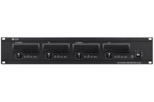Tăng âm số 4 kênh 4x500W trở kháng thấp: TOA DA-55...
