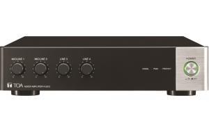 Tăng âm số liền mixer 120W: TOA A-5012
