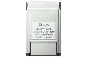 Thẻ nhớ 128MB: TOA EV-CF128M