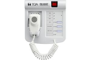 Micro báo cháy: TOA RM-200SF