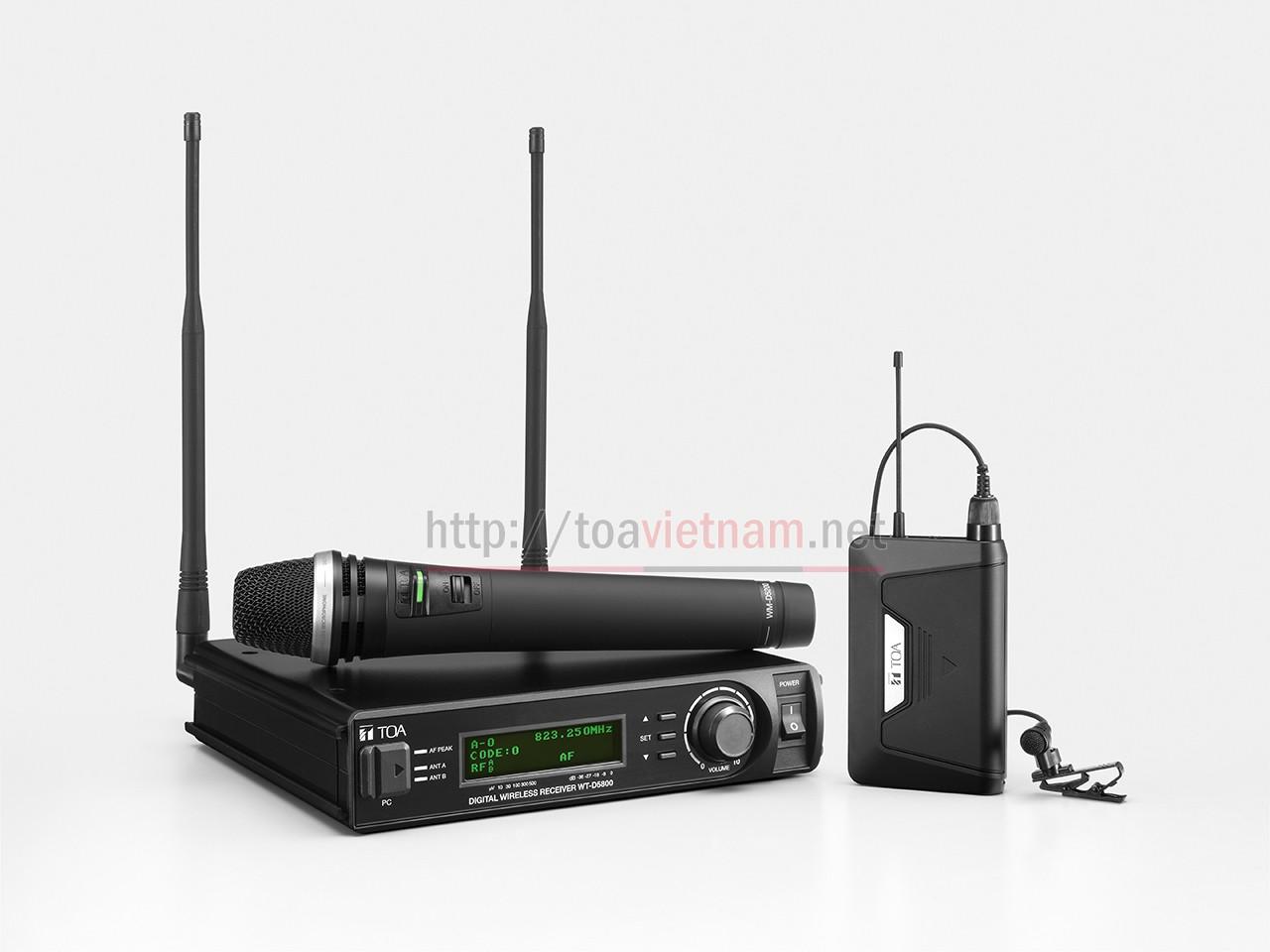Micro không dây chống nghe trộm, bảo mật tuyệt đối