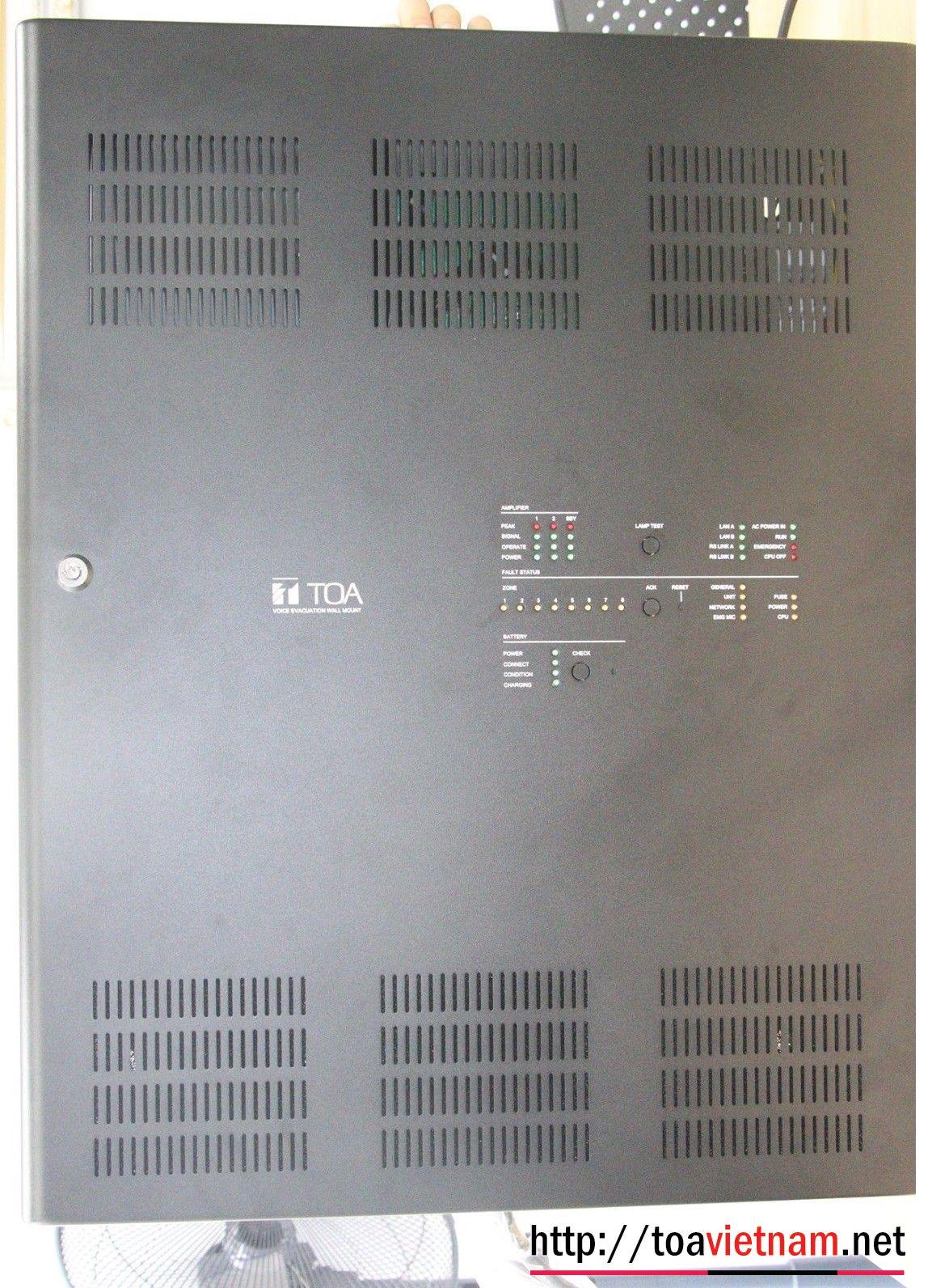 VX-3308WM hình dạng thực tế