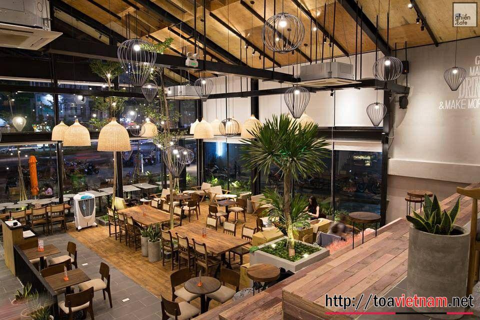 Âm thanh quán Cà phê, nhà hàng, khu vui chơi, giải trí