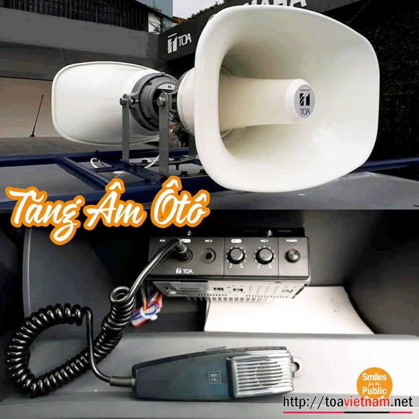 Overview dòng tăng âm ôtô: CA-115, CA-130, CA-160