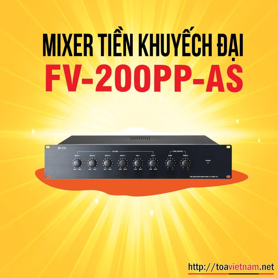 FV-200PP-AS