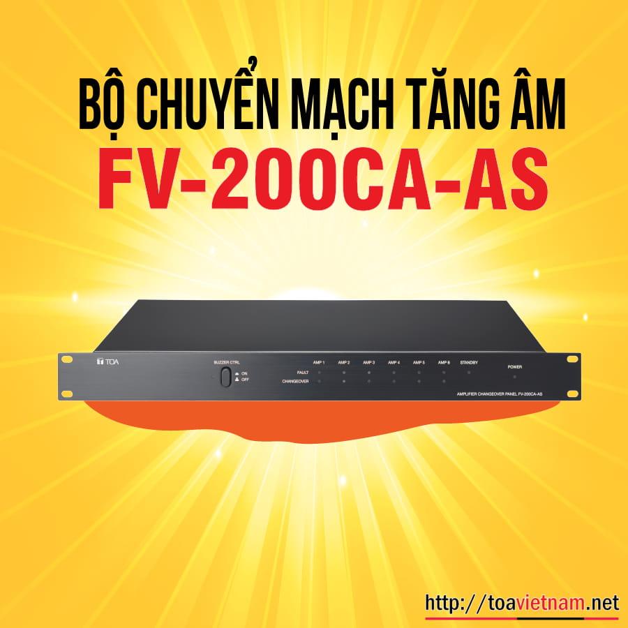 FV-200CA-AS