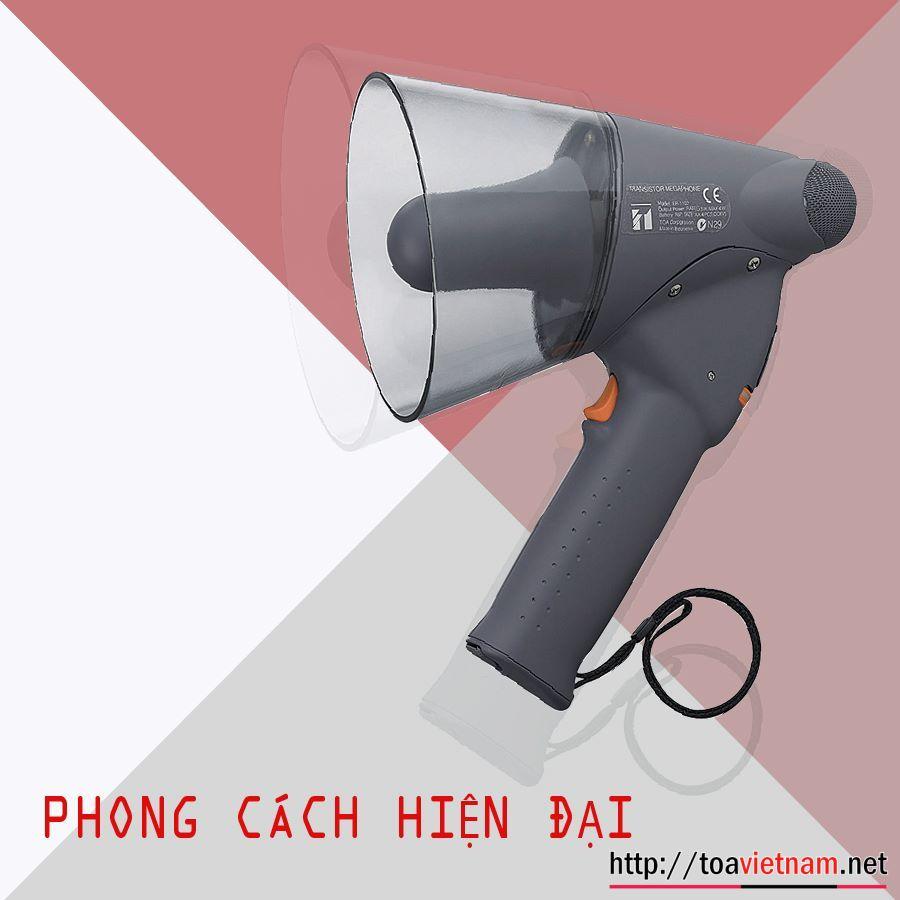 TOA ER-1203: Megaphone cầm tay, chống nước
