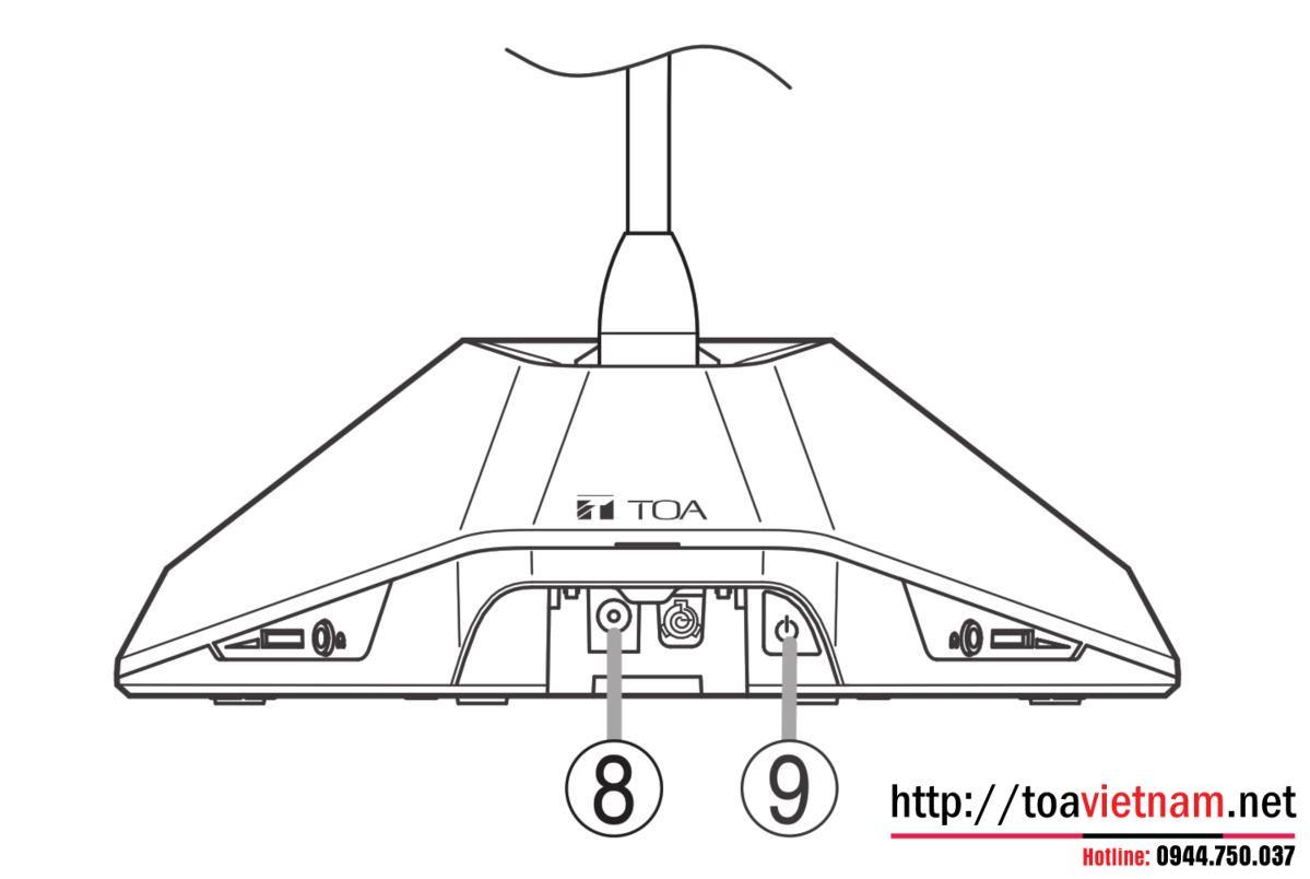 Mặt cảnh TS-822