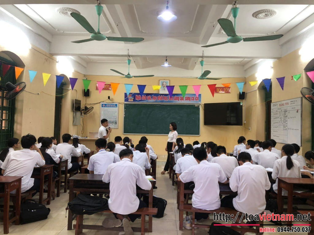 Âm thanh lớp học TOA - SA-60D-AS
