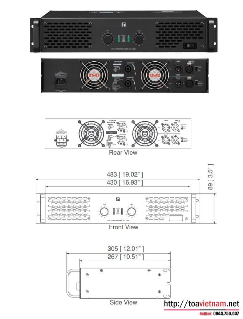 Tăng âm số 2 kênh 1250W DA-1250D-AS.jpg