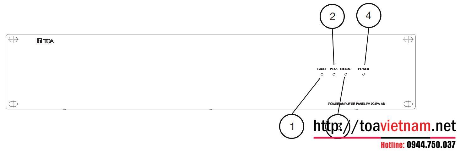 Hướng dẫn đấu nối, lắp đặt và sử dụng FV-224PA-AS, FV-2248PA