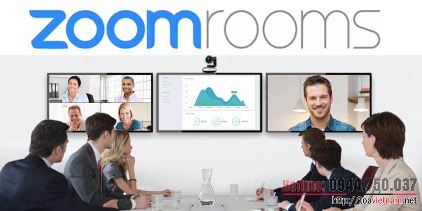 Giải pháp họp trực tuyến Zoom với TS-690 và TS-780