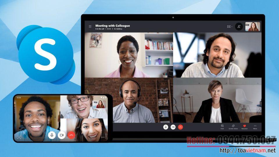 Skype-meeting-voi-TOA