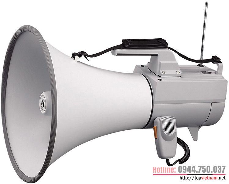 Tính năng của Megaphone cảnh báo, di tản TOA ER-2930W