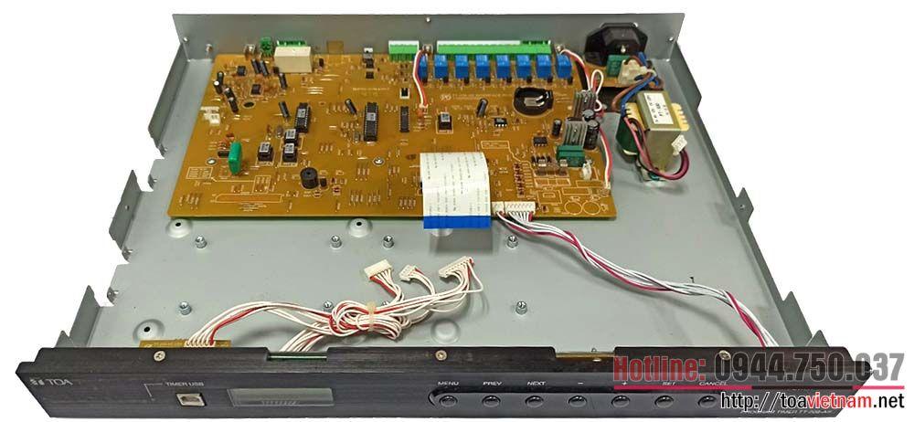 Dịch vụ sửa chữa bộ lập trình thời gian TT-208-AS